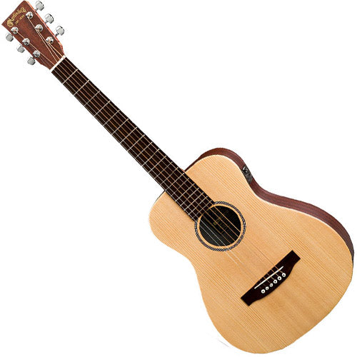 Martin LX1EL Left Handed 3/4 Sized Acoustic Electric