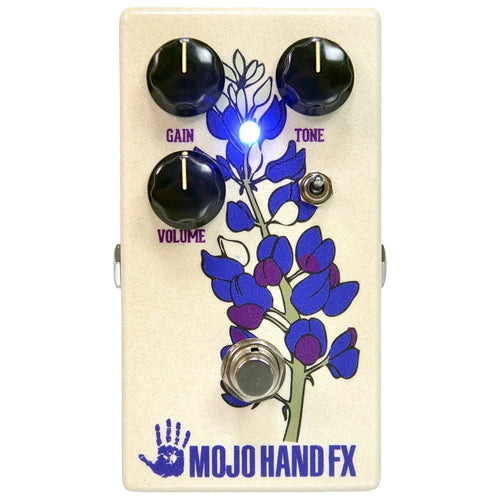 Mojo Hand Bluebonnet Special Overdrive Guitar Effects Pedal