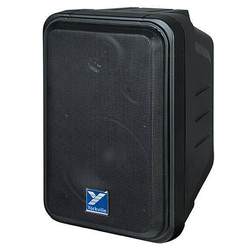 "Yorkville C120P 5"" Powered PA Plastic Speaker Cabinet 90w"