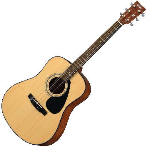 Yamaha F325D Steel String Acoustic Guitar in Natural Finish