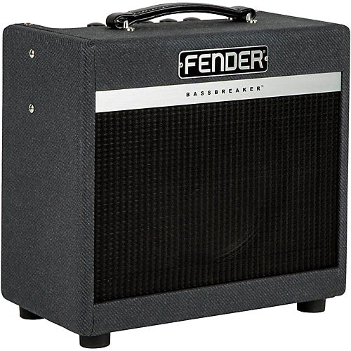 Fender 2260000000 Bassbreaker 7 - 10 Watt Tube Guitar Amplifier