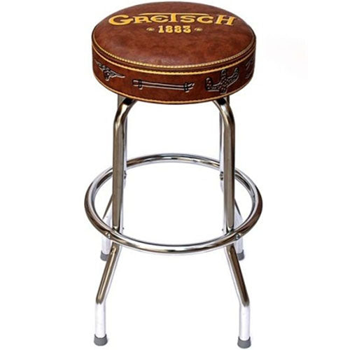 Gretsch 9124756010 30 1883 Logo Bar Stool