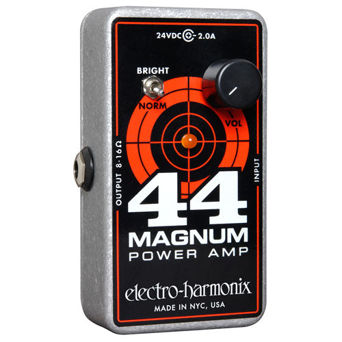 ElectroHarmonix 44 MAGNUM 44 Watt Power Amp Effects Pedal