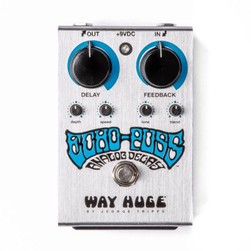 Way Huge WHE702S Echo Puss Limited Effects Pedal