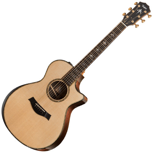 Taylor 912CE Grand Concert V-Class Cutaway Acoustic Electric