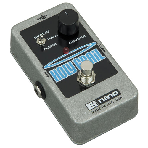 ElectroHarmonix HOLYGRAIL Holy Grail Reverb Effects Pedal