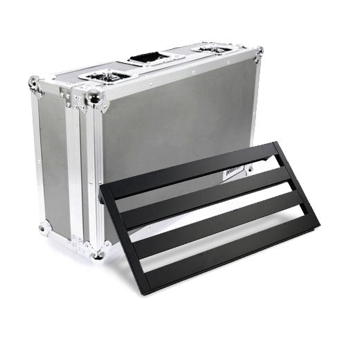 Pedaltrain Classic 2 24 x 12.5 Effects Pedal Board w/ Tour Case for Effects Pedal - PTCL2TC