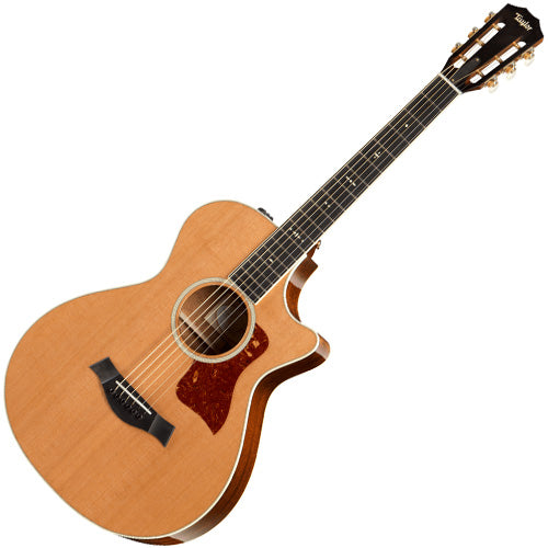Taylor 512CE12FRET Grand Concert V-Class 12 Fret Cutaway Acoustic Electric Mahogany Spruce