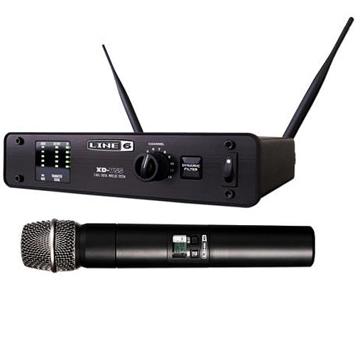 Line 6 L6XDV55 Digital Wireless Handheld Microphone System