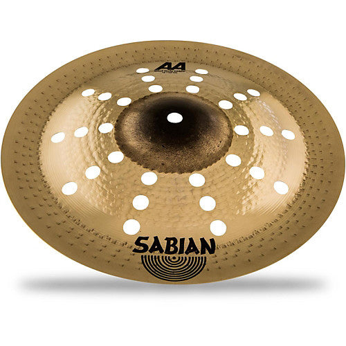 "Sabian 12"" AA Mini Holy China Cymbal - 21216CS"