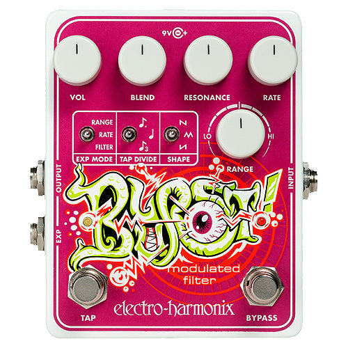 ElectroHarmonix BLURST Modulated Filter Effects Pedal