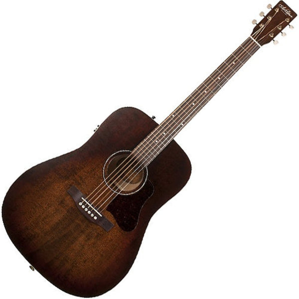 Art & Lutherie 42425 Americana Acoustic Electric in Bourbon Burst