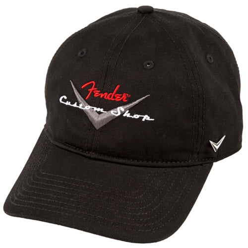 Fender 9106635306 Clothing - Custom Shop Baseball Cap- Clothing