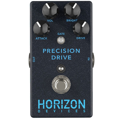 Horizon Devices PRECISIONDRIVE Precision Drive Overdrive and Gate Effects Pedal