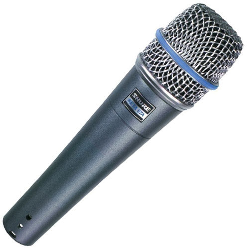 Shure BETA57A Professional Performance Supercardioid Vocal Microphone