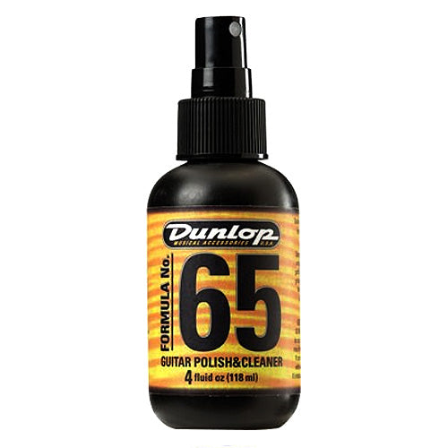 Dunlop JD654 Formula No.65 Guitar Polish and Cleaner