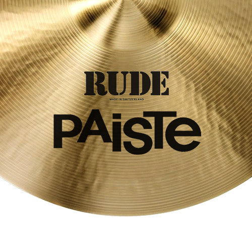 Paiste 18 Rude Thin Crash - 1121218