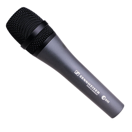 Sennheiser E845 Supercardioid Vocal Microphone