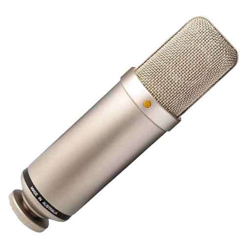 Rode NTK Class A Tube Cardioid Studio Condenser Microphone