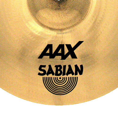 "Sabian 19"" AAX X-Plosion Crash Cymbal Brilliant Finish - 21987XB"