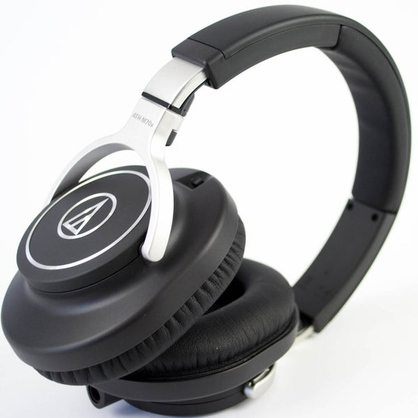 Audio-Technica ATHM70X Professional Closed Back Monitor Headphones