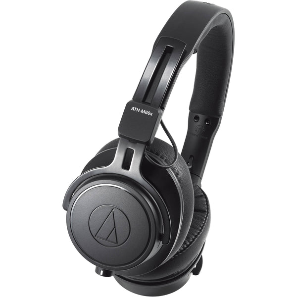 Audio-Technica ATHM60X Dynamic Closed Back Monitor Headphones
