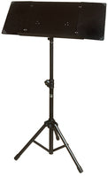 Yorkville BS311 Extra Wide Fold Out Deluxe Adjustable Sheet Music Stand