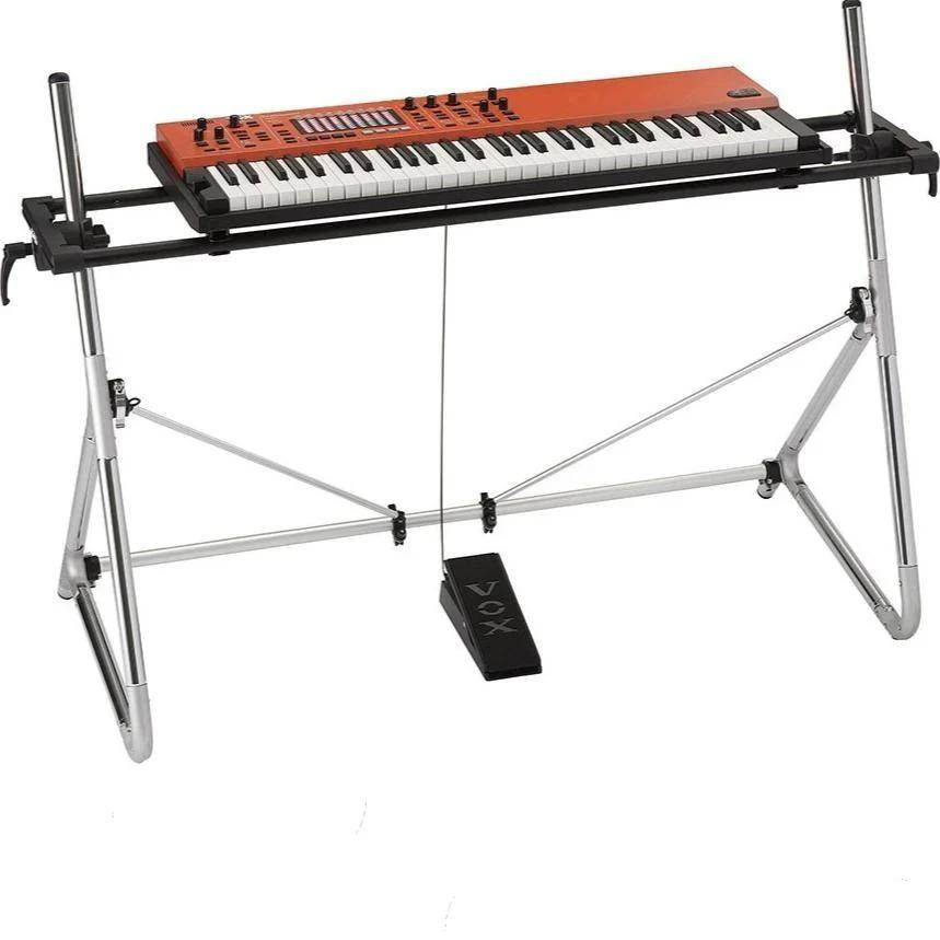 Vox CONTINENTAL61 61 Key Combo Organ Keyboard w/Virtual Touch Drawbars & Stand