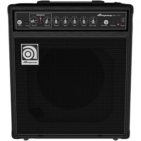Ampeg BA110V2 40 Watt 1x10 Combo Bass Amplifier