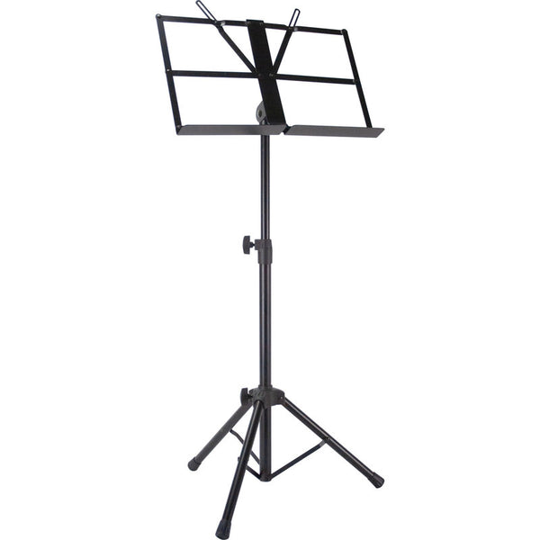 Profile Professional Collapsible Music Stand Black - MS125B