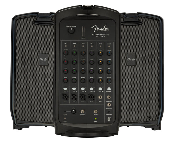 Fender Passport Event Series 2 375-Watt Portable PA System - 6943000000