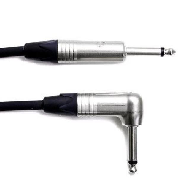 Digiflex NGP10 10' Touring Series Right Angle Instrument Cable