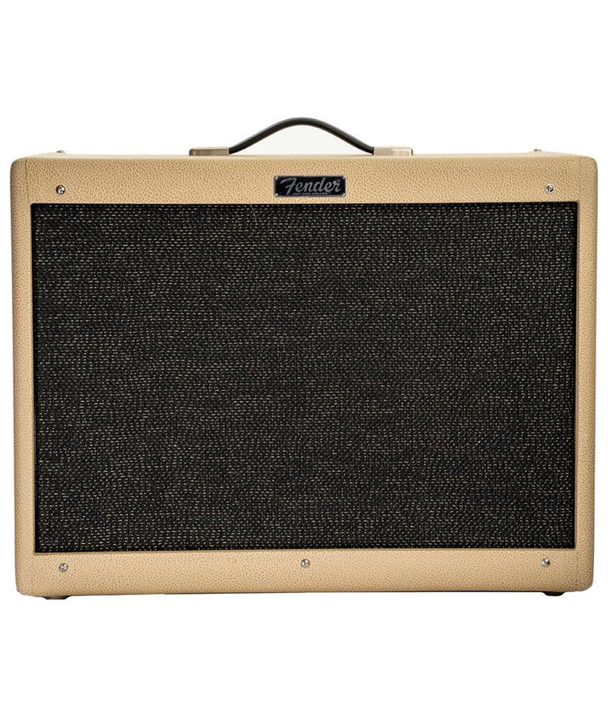 Fender Limited Edition Hot Rod Deluxe IV Tube Guitar Amplifier in Tan with Black and Gold Grill Cloth - 2231200473