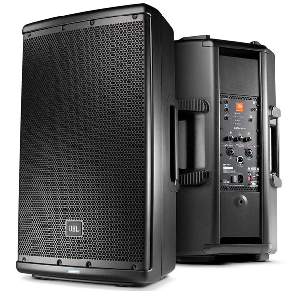 "JBL EON612 12"" 1000 Watt Powered Speaker with Bluetooth"