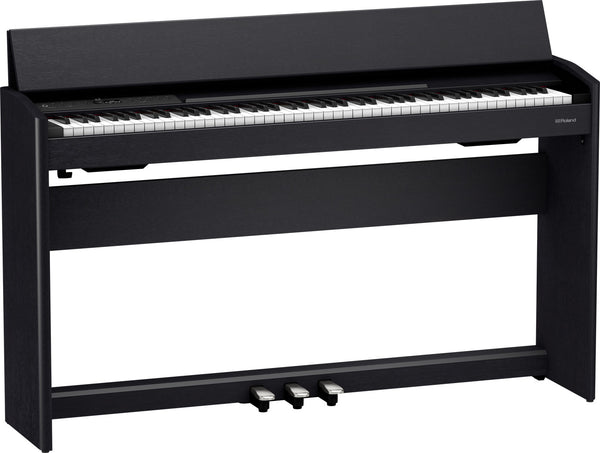 Roland Digital Piano Continental Black w/bench - F701CB