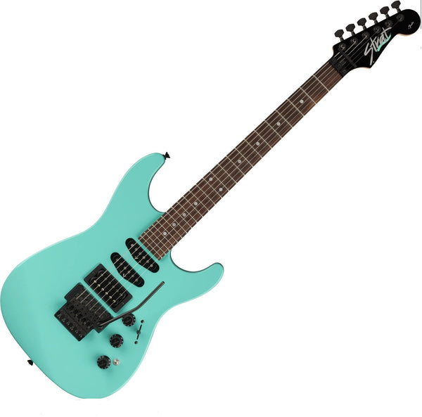 Fender Limited MIJ HM Stratocaster Electric Guitar Rosewood Fingerboard in Ice Blue w/Bag - 0251700377