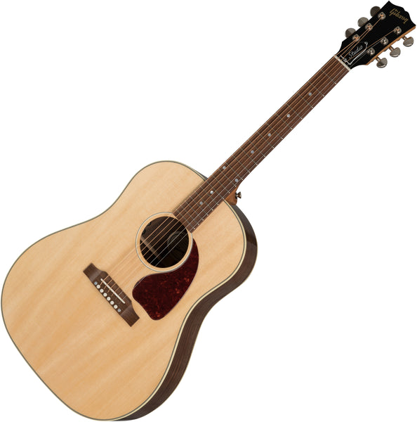 Gibson J-45 Studio Walnut Acoustic Electric Guitar in Natural - AC4S00WANH