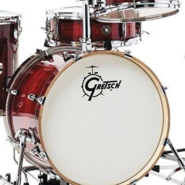 Gretsch CT1J404GCB Catalina Club 4 Piece Shell Pack in Gloss Crimson Burst