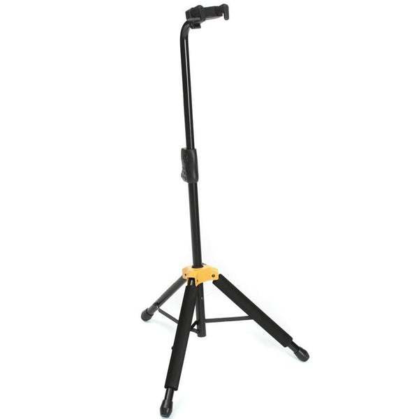 Hercules GS414BPLUS Upgraded Auto Grip System Single Guitar Stand
