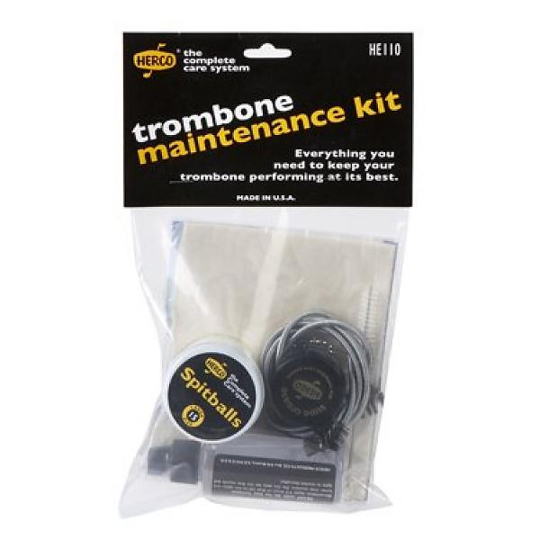 Herco HE110 Trombone Maintenance Cleaning Kit