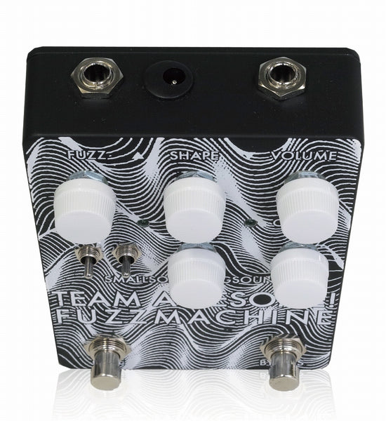 Smallsound Bigsound TEAMAWESOME Fuzz Machine Effects Pedal