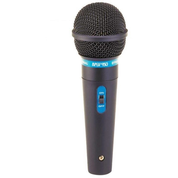 Apex APEX950 Dynamic Cardioid Vocal Microphone
