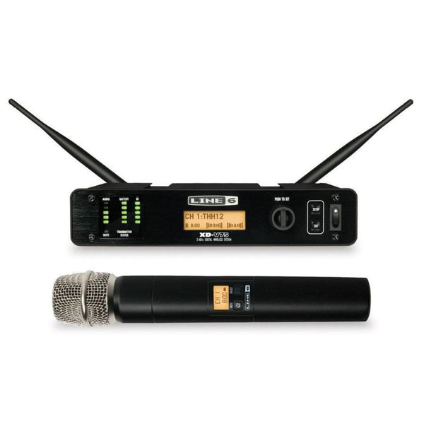 Line 6 L6XDV75 Digital Wireless Handheld Microphone System