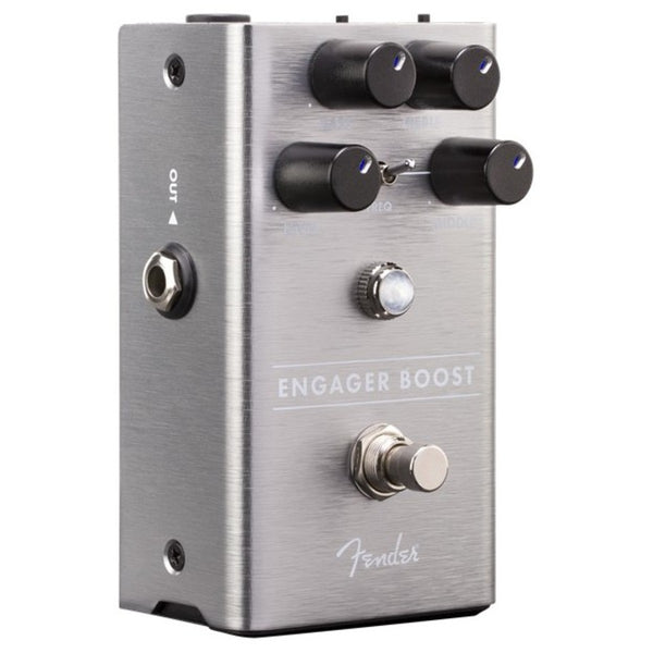 Fender 0234536000 Engager Boost Effects Pedal