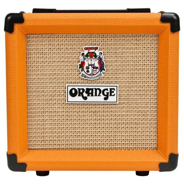 "Orange PPC108 Micro Terror Cab 1x8"" Guitar Speaker Cabinet Closed Back"