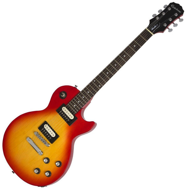 Epiphone Les Paul Studio LT Electric Guitar in Heritage Cherry Sunburst - ELPSTHSNH