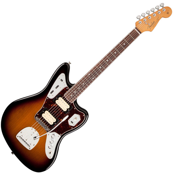 Fender 0143001700 Kurt Cobain Jaguar Electric Guitar in 3 Color Sunburst