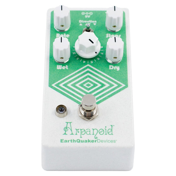 Earthquaker ARPANOID2 Polyphonic Pitch Arpeggiator Effects Pedal V2