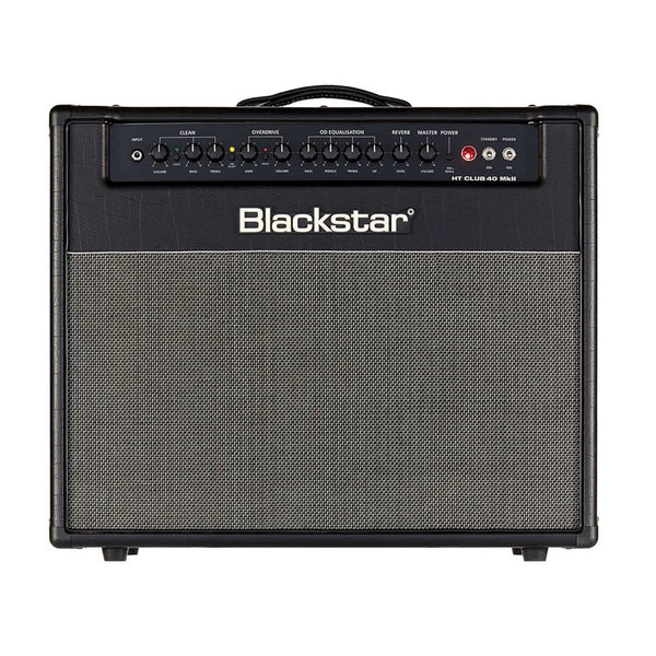 "Blackstar CLUB40CMKII HT Venue Series Mark II 40 Watt 1 x 12"" Club Guitar Amplifier"