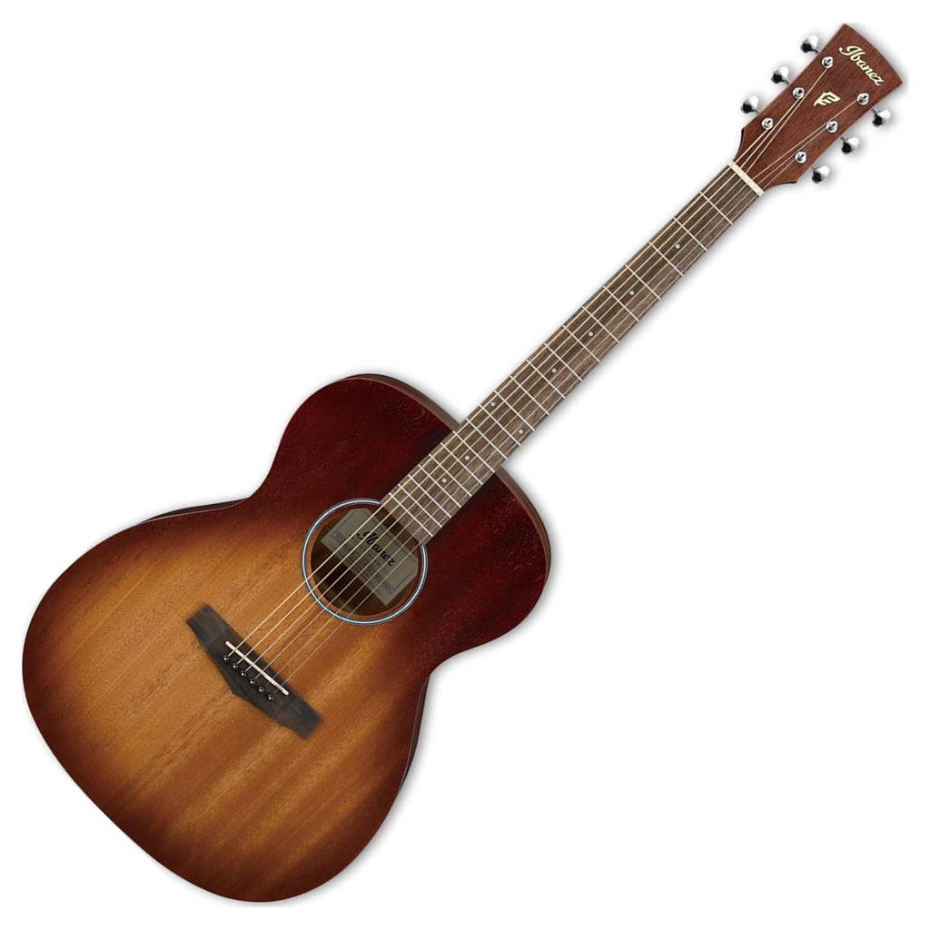 Ibanez Performance Concert Acoustic Guitar in Mahogany Sunburst - PC18MHMHS